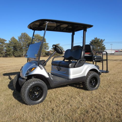 2015 Yamaha Drive Gas Golf Cart