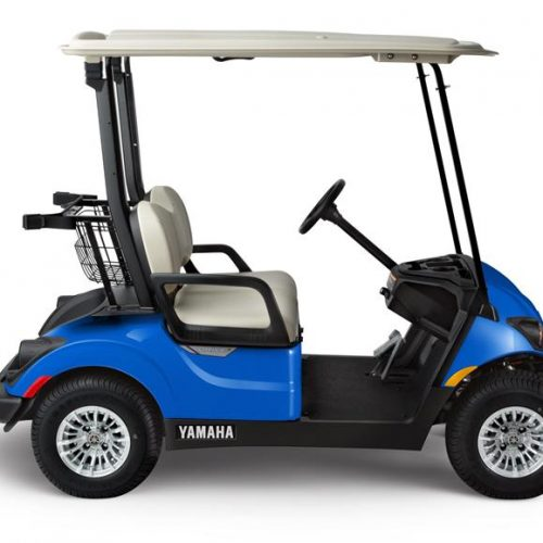 2018 Yamaha PTV Gas and Electric AC Golf Carts