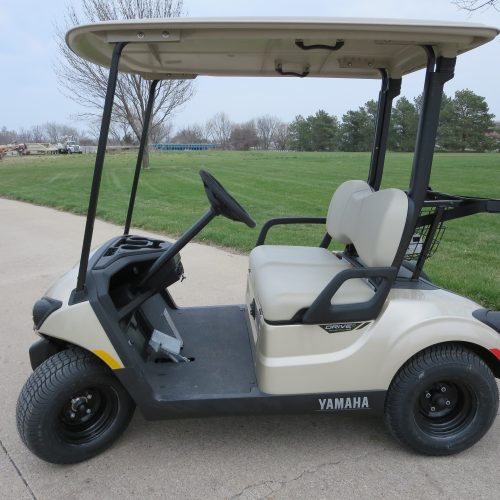 2018 NEW Yamaha Drive 2 PTV Golf Cart