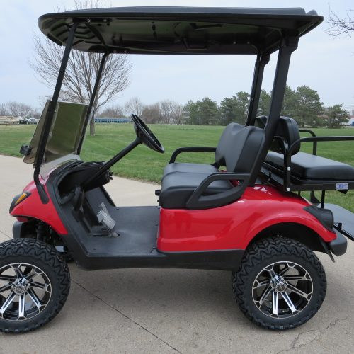 2008 Yamaha Drive Golf Cart Gas