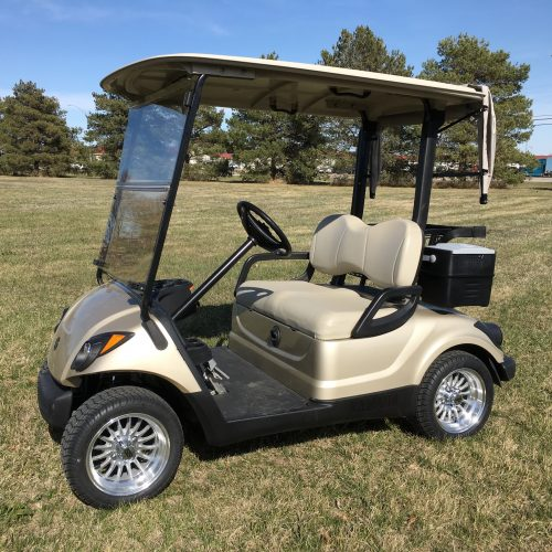 2013 Yamaha Drive Golf Cart Electric