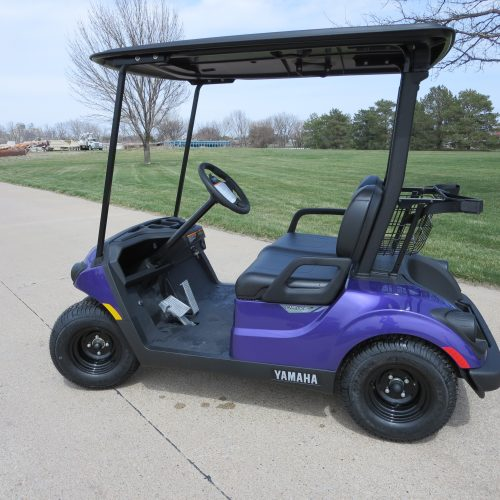 New 2018 Yamaha Drive 2 PTV EFI Gas Golf Cart