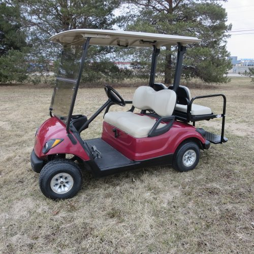 2011 Yamaha Drive Gas Golf Cart
