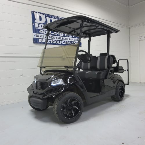 2014 Yamaha Gas Golf Cart Midnight Black