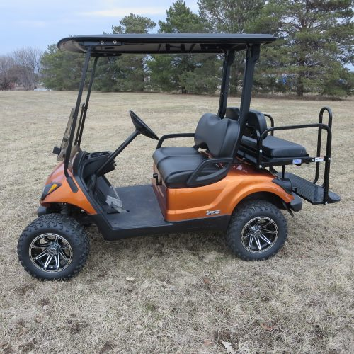 2013 Yamaha Drive Gas Golf Cart EFI