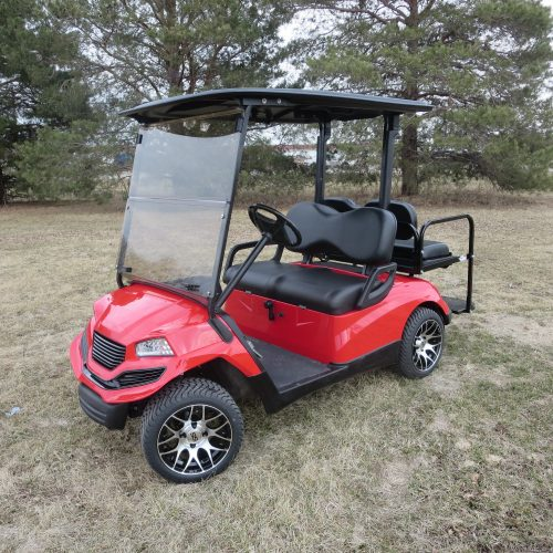 2011 Yamaha Drive Golf Cart Gas