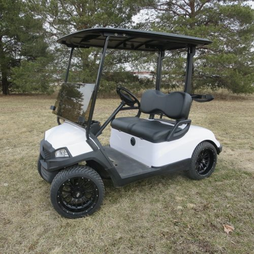 2014 Yamaha Drive Golf Cart Electric