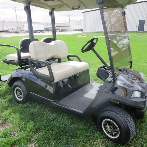 2011 Yamaha Drive Gas Golf Cart Onyx Black