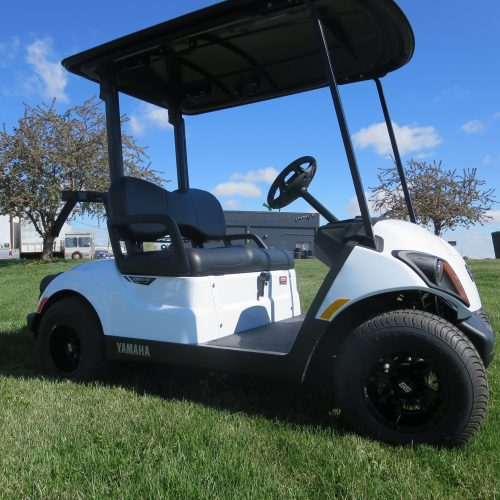 NEW 2020 Yamaha Drive PTV EFI QuieTech Golf Cart