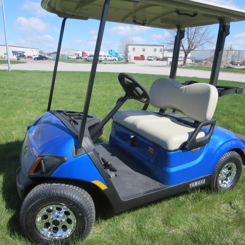 2019 Yamaha Drive2 PTV QuieTech EFI Gas Golf Cart