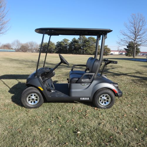 2020 Yamaha Drive2 Quietech EFI Golf Cart