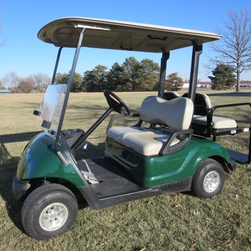 2016 Yamaha Drive Golf Cart Electric