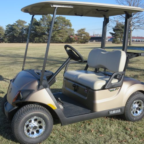 2020 Yamaha Drive2 PTV QuieTech EFI Gas Golf Cart