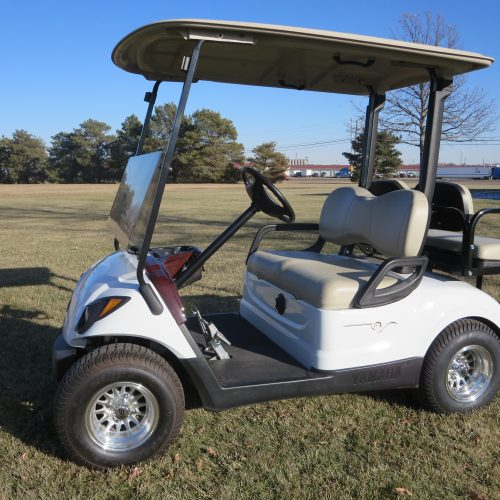 2015 Yamaha Drive Golf Cart Electric