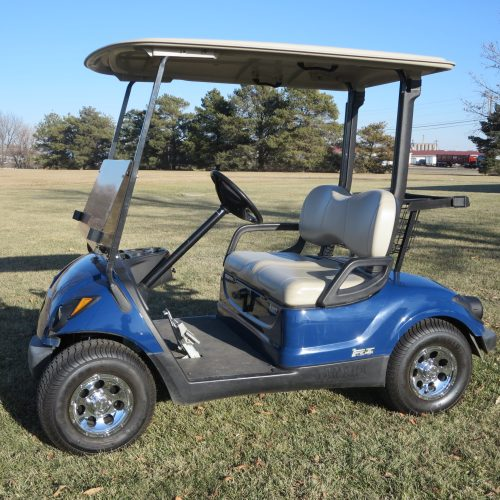 2016 Yamaha Drive Golf Cart Gas EFI