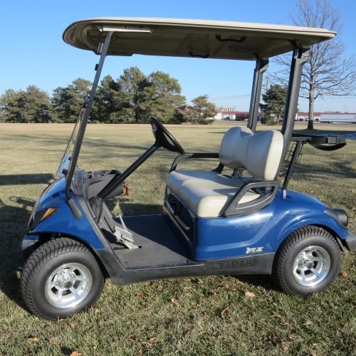 2016 Yamaha Drive Gas EFI Golf Cart