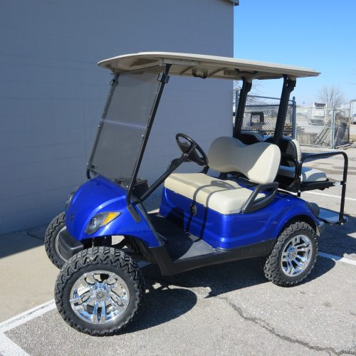 2011 Yamaha Drive Electric Golf Cart