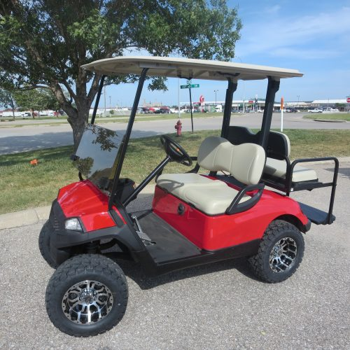 2015 Electric Yamaha Drive G29 Golf Car