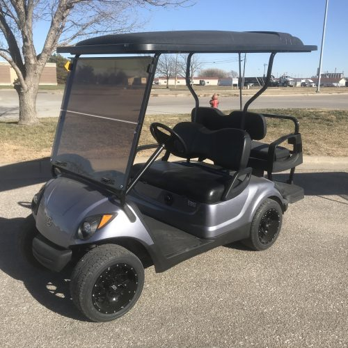 2015 Yamaha Drive Electric Golf Cart