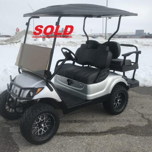 2016 Yamaha Drive Gas Golf Cart – Can be rebuilt to your specifications!